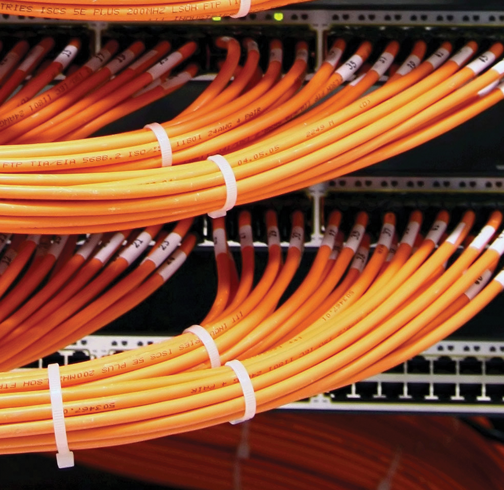 It Network Installation Services Solutions By One Support Twisted Pair Wiring Ltd Structured Data Cabling